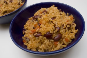 Tasty Rice and Beans