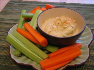 Weight Watcher Hummus